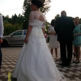 Rochie de mireasa printesa - SUPER OFERTA- Vand rochie de mireasa+ VOAL