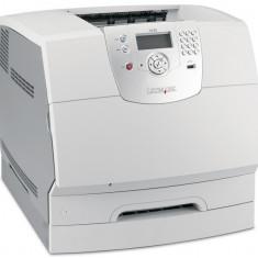 Imprimante Laser Lexmark T642, 45 ppm, 1200 x 1200 dpi - Imprimanta laser alb negru