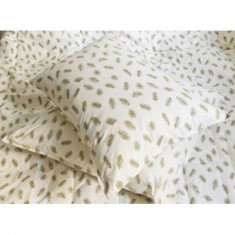 Perna bumbac cu puf de gasca 50x70 - Lenjerie de pat