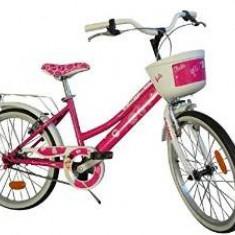 Bicicleta pentru copii 20 inch, Barbie