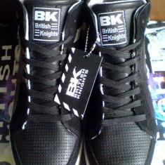 Adidasi/Tenisi British Knights Royal 43 negru-produs original- IN STOC - Tenisi barbati, Culoare: Maro