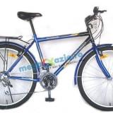 Bicicleta mountain bike 26 cu jante din aluminiu Best Laux Juno BJUN26