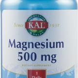 Magnesium 500 mg - 60 tablete - Supliment nutritiv