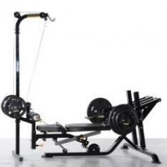 Aparat otional tractiuni spate WB-LTA - Aparat multifunctionale fitness POWERTEC