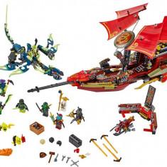 LEGO Ninjago - Ultimul zbor al navei Destiny's Bounty (70738)