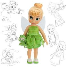Papusa Tinker Bell Animator (Originala Disney)