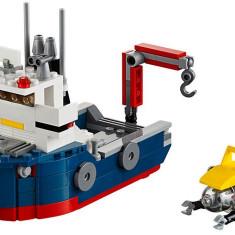 Nava de explorare oceanica (31045) - LEGO Creator
