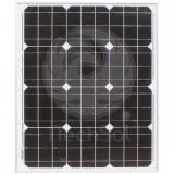 Panouri solare - Panou solar fotovoltaic monocristalin 50W