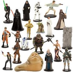 Set Deluxe 20 figurine Star Wars - Figurina Desene animate