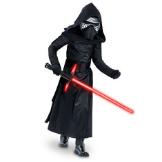 Costum Kylo Ren din Star Wars - The Force Awakens - Costum copii