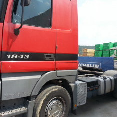 Autotractor Mercedes Actros 1843 - Camion