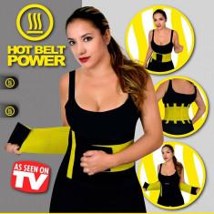 Centura universala pentru slabit Hot Belt - Aparat multifunctionale fitness