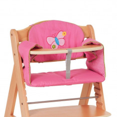 Pernuta pentru scaun masa bebe Hauck Comfort - Butterfly