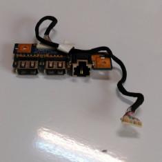 USB Board Packard Bell TJ72 MS2285 48.4BU02.01