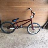 Vand bmx - Bicicleta BMX, 21 inch, 20 inch