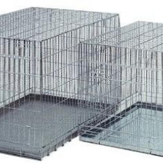Hong Cusca Metal Caine Pet Expert 87 x 58 x 67 cm