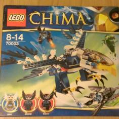 Lego Chima Original 70003 - Interceptorul Vultur al lui Eris - Sigilat - LEGO Legends of Chima
