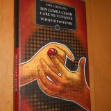 EMIL GARLEANU - DIN LUMEA CELOR CARE NU CUVANTA * SCHITE SI POVESTIRI - Carte educativa
