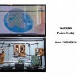 Tv plasma samsung p43d450a2w - Televizor LCD, 43 inchi (108 cm)