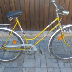 Bicicleta de oras Greif, import Germania, 20 inch, 26 inch, Numar viteze: 3