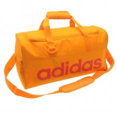 Lichidare de stoc! Geanta rucsac adidas Teambag Yellow - originala - Ghiozdan