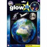 Stickere 3D Planeta Pamant The Original Glowstars Company