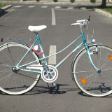 Kunsting - bicicleta dama, 21 inch, 28 inch, Numar viteze: 3