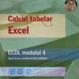 Calcul tabelar Excel - ECDl modulul 4 - Autor(i): ECDL - Carte software