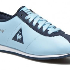 Adidasi dama Le Coq Sportif Wendon Originali, Garantie. Masura 36, 38, Culoare: Albastru, Piele naturala