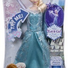Papusa Disney Frozen - Elsa Canta