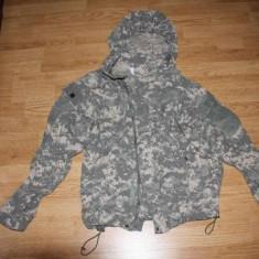 Costum tactic Gore TEX US Army Original - Camuflaj Digital ACU - Uniforma militara, Marime: 46, Culoare: Gri