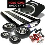 """Set auto Hifi """"Hongkong"""" 4.1 - 10 000W - Antifonare auto"""