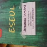 Eseul-pregatire individuala pentru proba scrisa la examenul de bacalaureat - Teste Bacalaureat