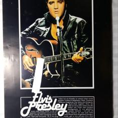 ELVIS PRESLEY - KALENDER FOREVER - APARUT IN ANUL 1988 IN GERMANIA - 19, 80 DM - Muzica Rock & Roll, Alte tipuri suport muzica