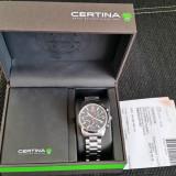 Certina DS Podium Chronograph, nu Tissot, Seiko, Fossil - Ceas barbatesc