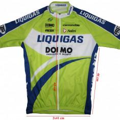 Tricou ciclism LiquiGas, barbati, marimea L, Tricouri