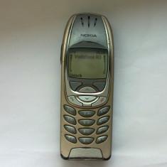 6310I NOKIA - Telefon mobil Nokia 6310i, Argintiu, Neblocat