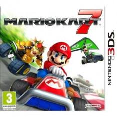 Mario Kart 7 Nintendo 3Ds - Jocuri Nintendo 3DS