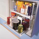 Suport organizator pentru dulap de bucatarie