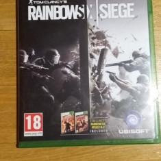 JOC XBOX ONE Tom Clancy's Rainbow Six Siege Original / by WADDER - Jocuri Xbox One, Shooting, 18+, Single player