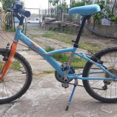 Vand bicicleta btwin si rich sport copii - Bicicleta copii, 24 inch