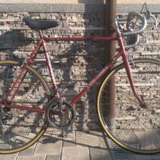 Bicicleta - Semicursiera - SEFIM - Luis Ocana - Cursiere, 22 inch, Numar viteze: 8, 28 inch
