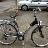 Vând bicicleta batavus electrica - Bicicleta BMX, 22 inch, 28 inch, Numar viteze: 7
