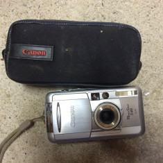 Aparat foto digital CANON Power Shot S45 - Aparat Foto compact Canon
