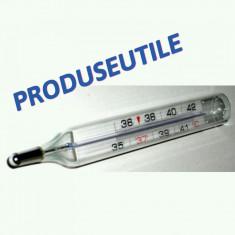 Termometre / Termometru Uman / Termometru Medical Cu Mercur (Garantie) - Termometru copii Altele