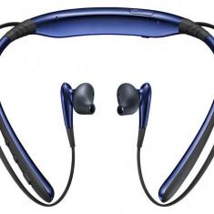 Casti bluetooth Samsung Level U Black / Blue - Casti Telefon
