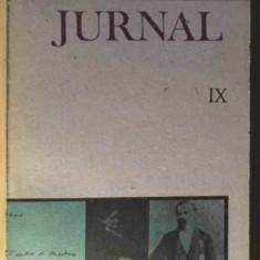 Jurnal Ix - Titu Maiorescu, 155351 - Biografie