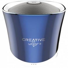 Boxa portabila Creative Woof3 Crystallite, Conectivitate bluetooth: 1