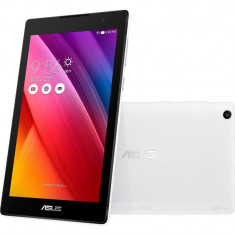 Tableta Asus ZenPad C 7.0 Z170C-1A038A 7 inch Intel Atom X3-C3200 Quad Core 1GB RAM 16GB flash WiFi GPS Android 5.0 White