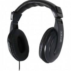 Casti INTEX Mega HS-301B Black - Casti PC